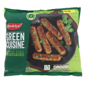 Birds Eye Meat Free Sausages 300g