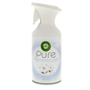 Air Wick Pure Soft Cotton Aerosol 250ml