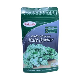 Morlife Organic Kale Powder 150g