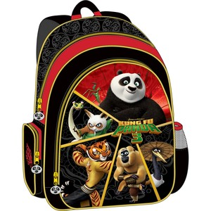 Kung Fu Panda 3 School Backpack FK16315 16inch