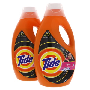 Tide Abaya Liquid Wash 2 x 1.85Litre