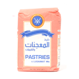 Kuwait Flour Mills And Bakeries Pastries And Lugaimat Mix 1 Kg