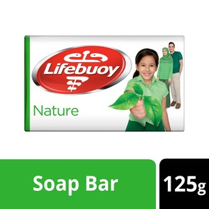 Lifebuoy Bar Soap Nature 125g