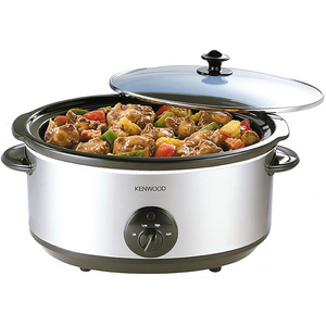 Kenwood Slow Cooker CP657 6.5Ltr