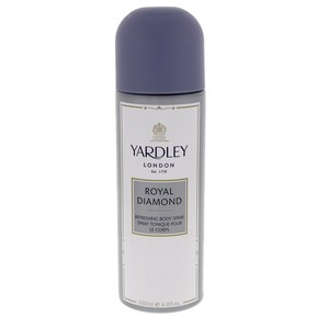 Yardley Royal Diamond Body Spray 200ml