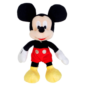 "Disney Plush Mickey Core Mickey 14"" PDP1601692"