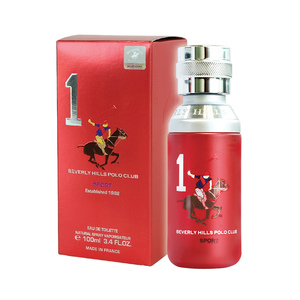 Beverly Hills Polo Club Sport 1 EDT for Men 100ml