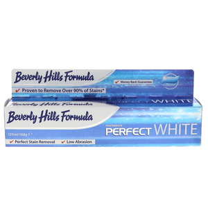 Bevery Hills Formula Tooth Paste Perfect White 125ml