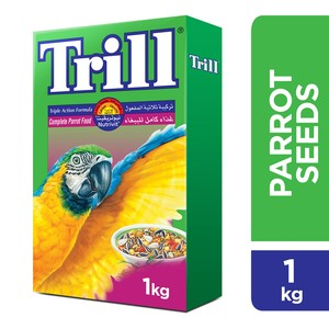 Trill Parrot Seed 1kg