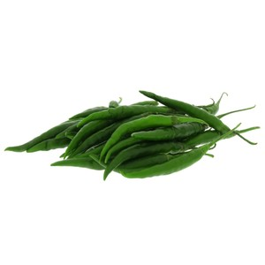 Green Chilli India 200g Approx weight