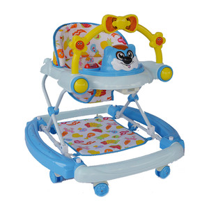 First Step Baby Walker K-711 Blue