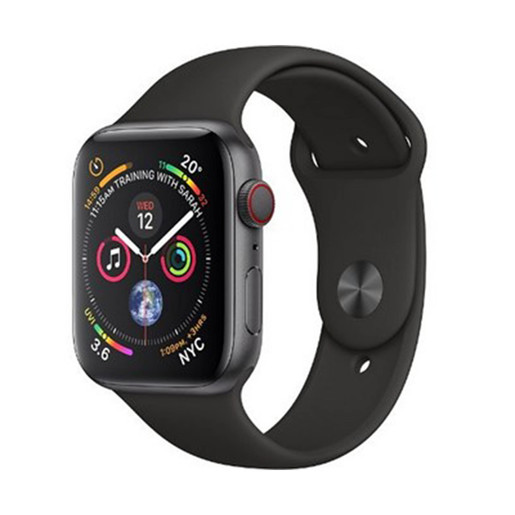 Buy Apple Watch Series 4 MTVU2AE GPS + Cellular, 44mm