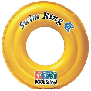 Intex Deluxe Swiming Ring Pool School Step2 58231