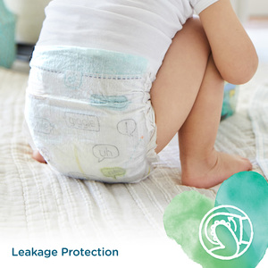 Pampers Pure Protection Diapers Size 3 31 Count