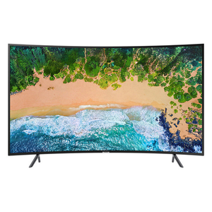 Samsung 4K Ultra HD Smart Curved LED TV UA55NU7300 55""