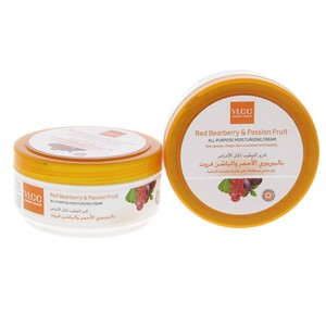 VLCC Redberry and Passion Fruit Moisturizing Cream 150ml x 2pcs