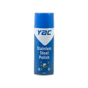 Yac Stainless Steel Polish 450ml