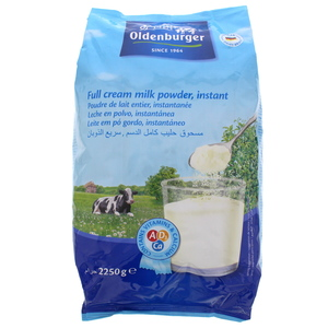 Oldenburger Full Cream Milk Powder 2.25kg