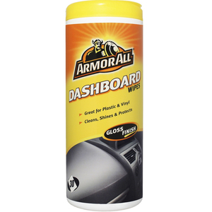 Armor All Dash Wipes 25pcs