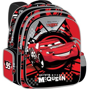 Cars School Backpack FK16291 18""