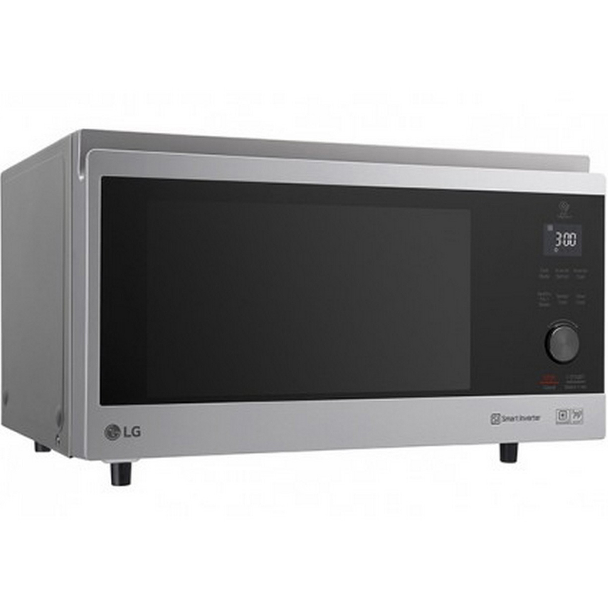 Lg Microwave Oven With Grill Mj3965acs 39ltr Mini