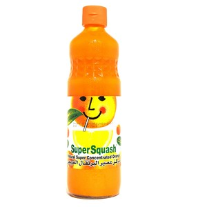 Super Squash Orange Juice 830ml