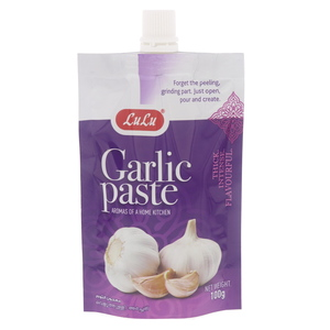 Lulu Garlic Paste 100g