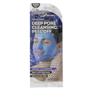 Montagne Jeunesse Deep Pore Cleansing Peel Off spearmint Men 10g