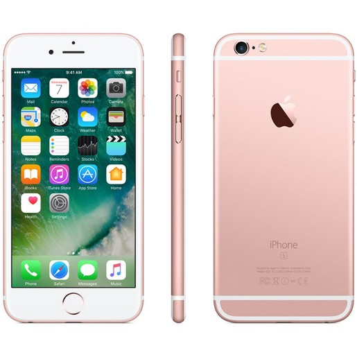 Buy Apple iPhone 6S Plus 32GB Rose Gold - Smart Phones