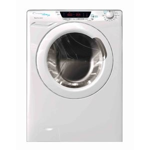 Candy Front Load Washing Machine HCU410TWH5-S - 10Kg