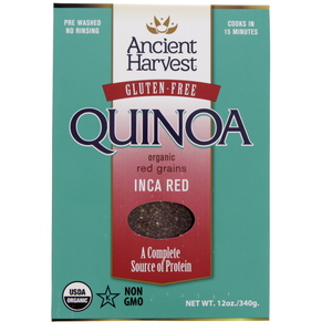 Ancient Harvest Inca Red Organic Quinoa 340g