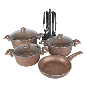 Chefline Granite Cookware Set 13pcs
