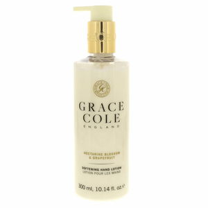 Grace Cole Softening Hand Lotion Nectarine Blossom And Grapefruit 300ml