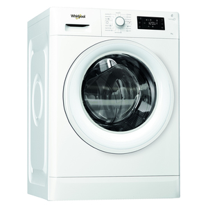 Whirlpool Front Load Washing Machine FWG81283WGCC 8Kg