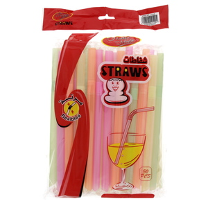 Home Mate Flexible Straws 50pcs
