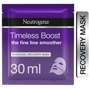 Neutrogena The Fine Line Smoother Hydrogel Youth Recovery Mask Timeless Boost 30ml