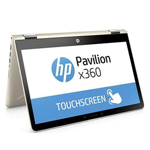 HP Notebook Pavilion X360 14-cd003NE Core i7 Gold