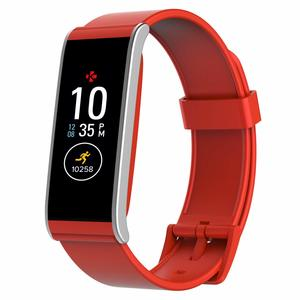 MyKronoz Activity Tracker ZEFIT4 Red