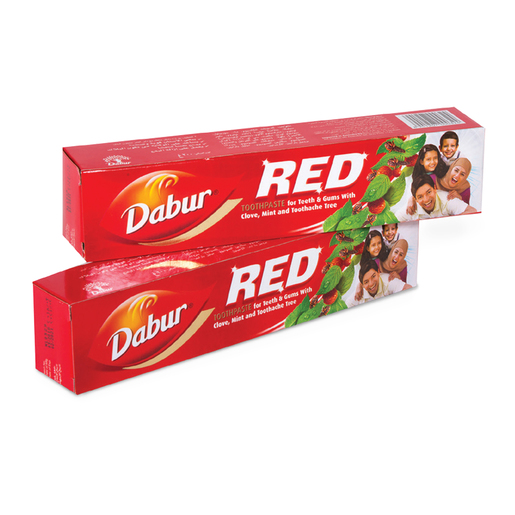 Dabur Red Toothpaste 2 x 200g