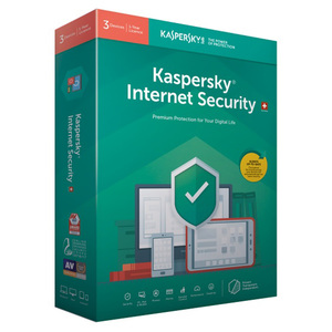 Kaspersky Internet Security Multiple Devices 2019 3+1Users