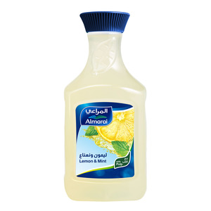 Al Marai Lemon & Mint Juice with Pulp 1.5Litre
