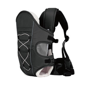 First Step Baby Carrier 809 Black
