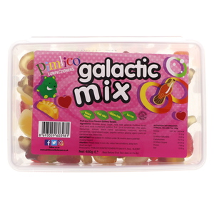 Pimlico Galactic Mix Candies 450g