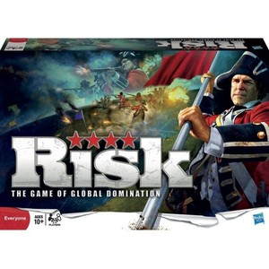 Hasbro Risk Global Domination