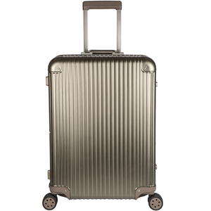 Wagon R 4 Wheel Aluminium Hard Trolley 18inch