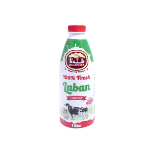 Baladna Fresh Laban Low Fat 1Litre