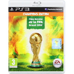 PS3 FiFa World Cup 2014 Champions Edition