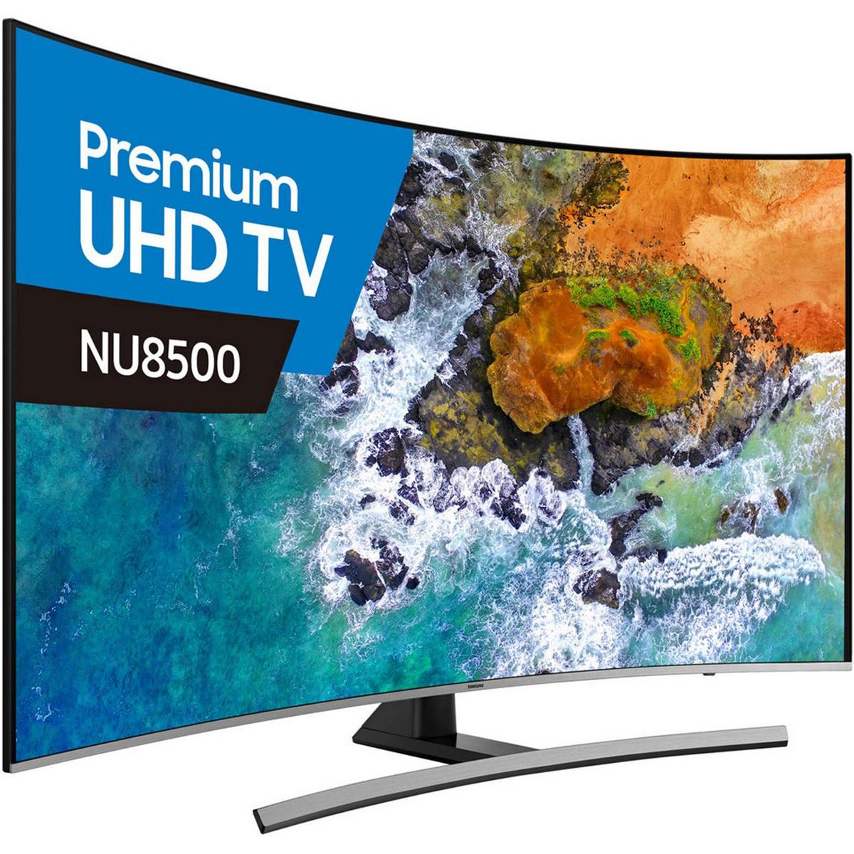 Buy Samsung 4K Smart Premium Ultra HD Curved LED TV