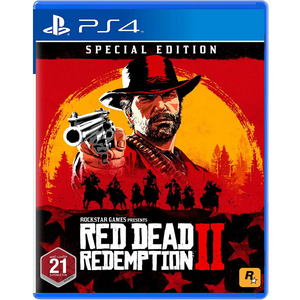 PS4 Red Dead: Redemption II - Special Edition