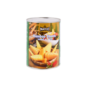 Natco Bamboo Shoot Halves in Water 19oz